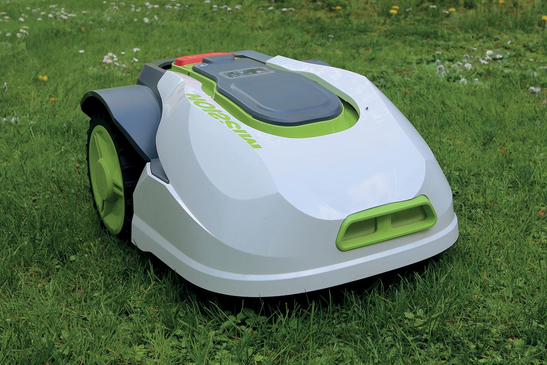 Robot rasaerba mercato da milioni agricommercio e garden center