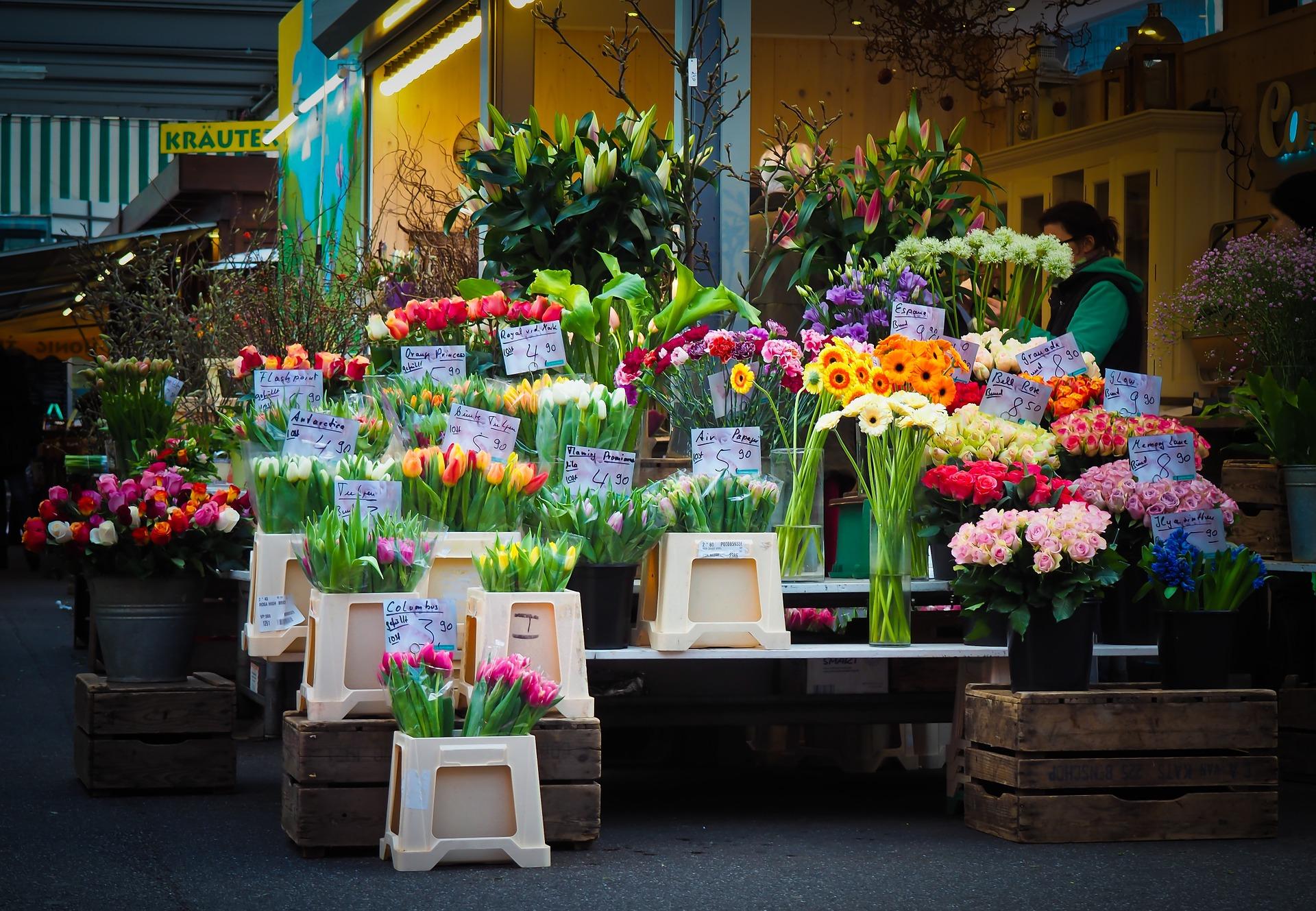 Fiori Vendita.Flower Mood Nuove Idee Per La Vendita Dei Fiori