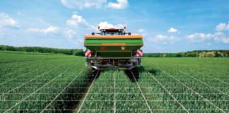 fertilizzanti macchina spandiconcime