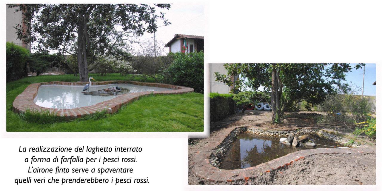 progetto giardino la tenuta