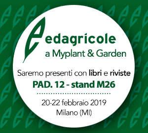 Edagricole a Myplant & Garden 2019