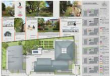 progetto vincitore a giardino di corte 2019