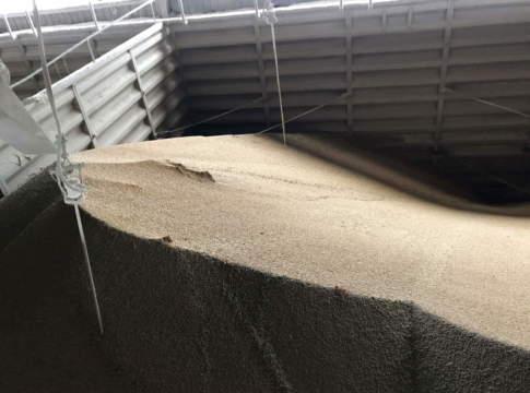 stoccaggio dei cereali