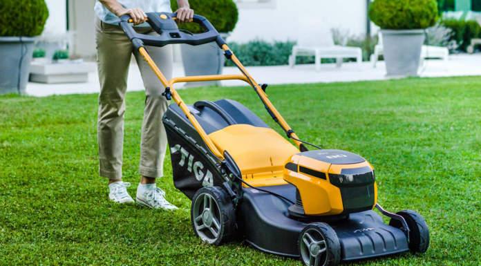 macchine per giardinaggio