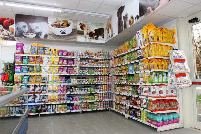 mercato pet food